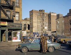 Houston Street, New York City, 1980, photo : Brian Rose et Edward Fausty entretien