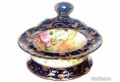 *Antique Nippon tea strainer....*