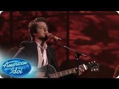 "lee dewyze performs ""silver lining"" - live on american idol season 12"