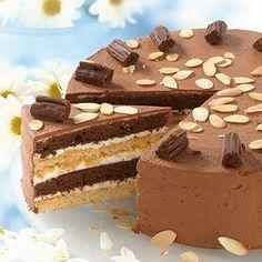 1-2-3-Überraschungstorte - weiss nicht ob ich die Torte 3 Tage ruhen lassen kann! ;)