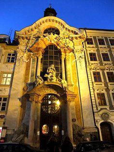 Deutschland, München, Bayern, München, Asamkirche in der Sendlinger Straße