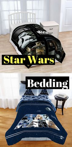 Rogue One Trooper Bedding - Star Wars Bedding #starwars #bedding #home