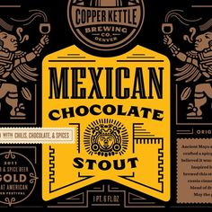 Brew / Mexican Chocolate Stout