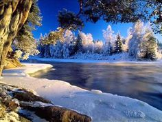 Winter beauty of nature Beautiful Pictures Winter Gif, Winter Scenery, Winter Snow, Winter Cabin, Winter Sunset, Beautiful World, Beautiful Places, Beautiful Scenery, Amazing Places