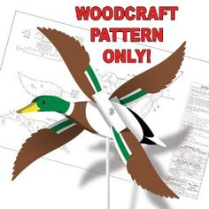 wooden whirligig ducks uk - Google Search