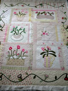 Jenny's Doodling Needle: Saturday Quilting