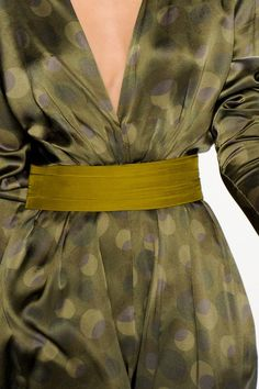 whatchathinkaboutthat: Carlos Miele Fall 2011 Details