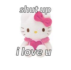 Cute Love Memes, Snapchat Stickers, Pinterest Memes, Wholesome Memes, Fb Memes, Stupid Funny Memes, Mood Pics, Loving U, Reaction Pictures