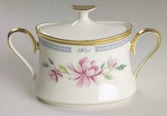 Lenox Barrington Sugar Bowl & Lid