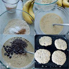 Hot cakes o panquecas veganas y sin gluten | http://www.pizcadesabor.com/2014/01/28/hot-cakes-o-panquecas-veganas-y-sin-gluten/