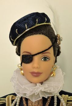 Princesa de Éboli, por Cristina Parrilla Lérida