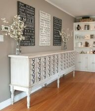 Decorating Ideas With Repurpose Or Upcycling On Pinterest