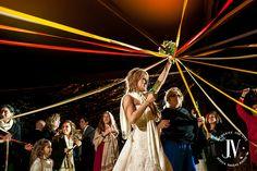 #listones #luces #bodas #Ideas
