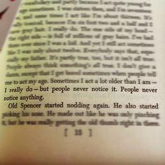 The Catcher in the Rye - J. D. Salinger. pg 13