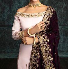 Latest Punjabi Suits Design, Latest Suit Design, Dress Indian Style, Indian Dresses, Indian Outfits, Indian Wear Rajasthani Dress, Rajputi Dress, Jaipur, Color Combinations, Sari, Suits, Model, Dress Ideas, Dresses #suitdesign #colourcombination #punjabisuits #punjabisuit #contrastcolour #colorcombination Colours Combination Ideas Suits Kurti Dress New Colour Combination For Punjabi Suits Fashion Trends contrast colour combination for lehenga,peach colour combination dresses Indian Designer Suits, Latest Punjabi Suits Design, Punjabi Suits Designer Boutique, Beautiful Color Combinations, Churidar, Kimono Top, Jaipur, Sari, Lehenga