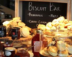 Biscuit Bar and More at the New Omni Nashville Hotel