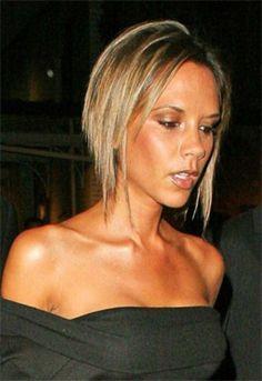 victoria beckham hairstyles for thin limp hair