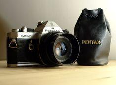 Pentax MX SLR film camera