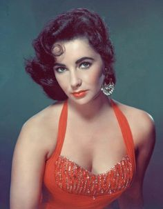 Scandals of Classic Hollywood: Elizabeth Taylor, Black Widow   The Hairpin