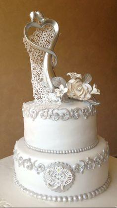 Lueur d'Argent | Wisha's Cakes