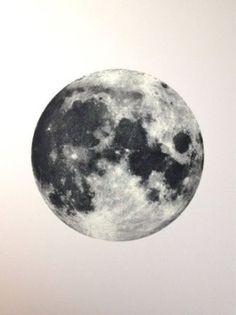 ... Tattoos Moon, Full Moon Tattoo