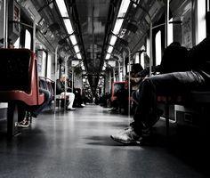 Ando pelo metro