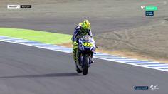 Japan GP FP2 - Valentino Rossi