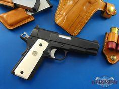 Heirloom Precission, Guns, Best in the business Custom 1911, Custom Guns, 1911 Pistol, Colt 1911, Handgun, Firearms, M1911, 2nd Amendment, Guns And Ammo