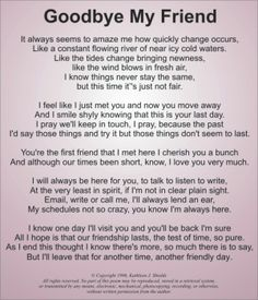 Best friend moving away quotes unique 1555 best close to my heart Best Friend Poems, Best Friend Miss You, When Your Best Friend, Friends Moving Away Quotes, Goodbye Quotes For Friends, Friend Moving Away, Friends Leaving Quotes, Goodbye Letter To Friend, Letter To Best Friend
