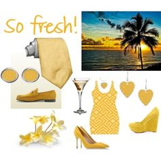His and Her Fashion Khoncepts in Gold