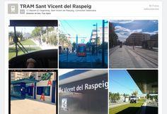 Fotos en TRAM Sant Vicent del Raspeig - Sant Vicent del Raspeig, Comunitat Valenciana - Gente De Alicante