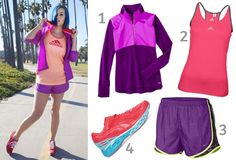 Workout Outfit Inspired by Katy Perry
