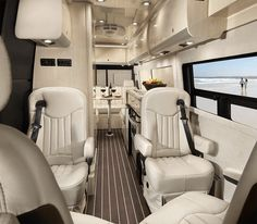 Interstate Grand Tour EXT Décor and Interiors | Airstream