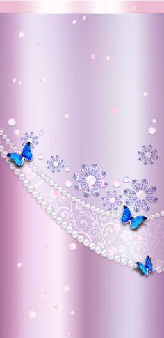 جميلة Flower Iphone Wallpaper, Bling Wallpaper, Luxury Wallpaper, Butterfly Wallpaper, Love Wallpaper, Cellphone Wallpaper, Mobile Wallpaper, Pattern Wallpaper, Phone Wallpapers