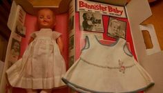 1954 Sun Rubber Co Constance Bannister Photographer Baby Doll + All Original BOX (08/06/2014)