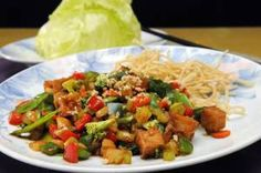 Photo Silver Pond Restaurant Veggie Lettuce Wraps Thursday November By Jeff Kearney Jlgoesvegan Vegan Colorado Springs