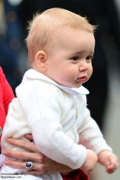 Prince George...April 7, 2014