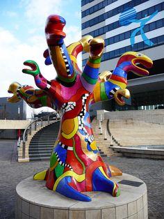 Niki de Saint Phalle Niki de Saint Phalle kerynrobinson