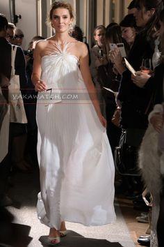 Robe Sophie Bas - Photo YakaWatch.com #évènementiel