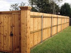 1000 Images About Fences On Pinterest Fencing Fence