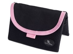 """Amazon.com: NEW! 2015 Running Buddy """"Buddy Pouch"""" PINK - Attachable, Water-resistant, Magnetic Pouch! Great for Runners, Cyclists, Walkers & Travelers!: Cell Phones & Accessories"""