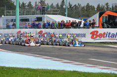Wsk Super Master Series in La Conca #karting #photo