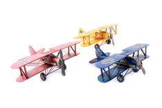 Avion miniature déco vintage   KOTECAZ Model Airplanes, Miniature, Decoration, Vehicles, Models, Vintage Decor, Automobile, Gifts, Decor