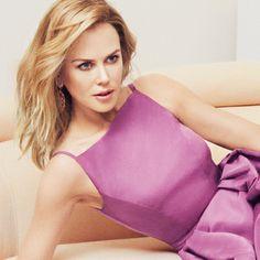 Nicole Kidman March Instyle shoot