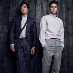 "9,381 lượt thích, 47 bình luận - Korean Dramas (@koreandramasonly) trên Instagram: ""The Battleship Island   M Magazine photoshoot They look so good♥️ Release Date: July 26, 2017…"""