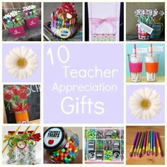 Serenity You: 10 Teacher Appreciation Gifts