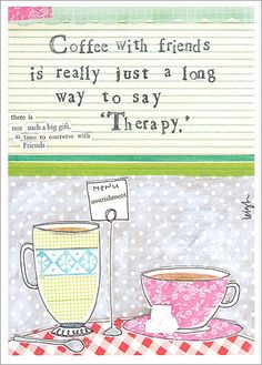 Coffee Card : CurlyGirlStore.com, Retailer of Curly Girl Designs