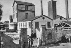 Εργοστάσιο στον Πύργο, 1930