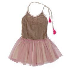 Frou Frou - Amalia Dress - Orfeo