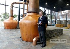 Town Branch Bourbon, first bourbon distillery built in Lexington, KY in over 100 years.